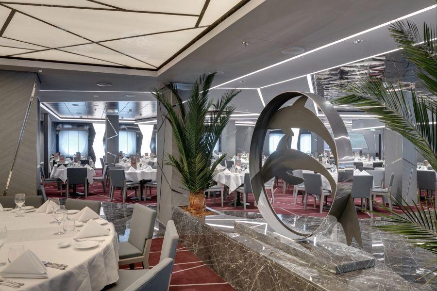 MSC Seaview-dining-Main Restaurants