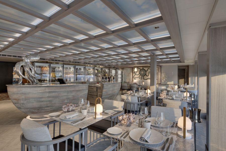 MSC Seaview-dining-Ocean Cay Restaurant