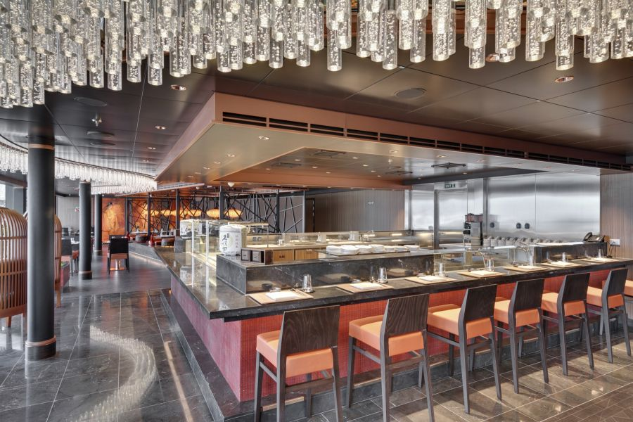 MSC Seaview-dining-Pan Asian Market Kitchen by Roy Yamaguch