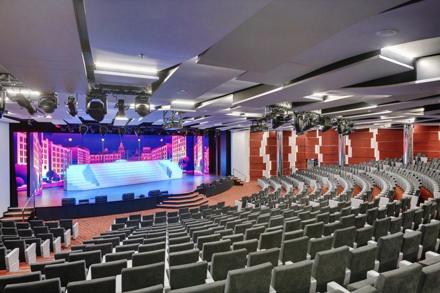 MSC Seaview-entertaiment-Odeon Theatre