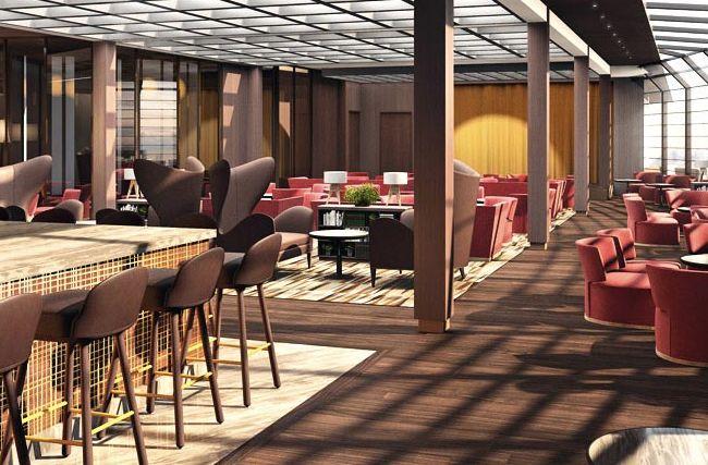 MSC Seaview-entertaiment-Seaside Lounge