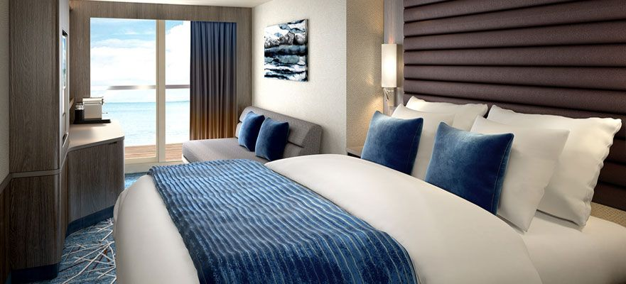 Norwegian Bliss-stateroom-Mid-Ship Mini-Suite with Balcony