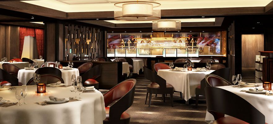 Norwegian Bliss-dining-Cagney's Steakhouse