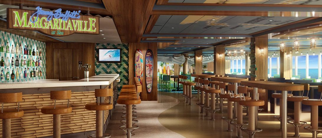 Norwegian Bliss-dining-Jimmy Buffett's Margaritaville at Sea