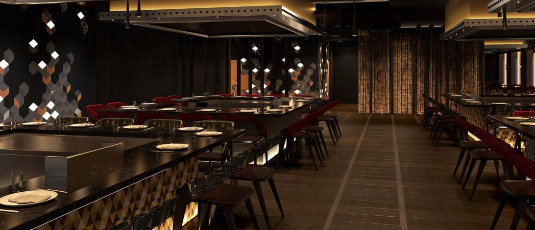 Norwegian Bliss-dining-Teppanyaki