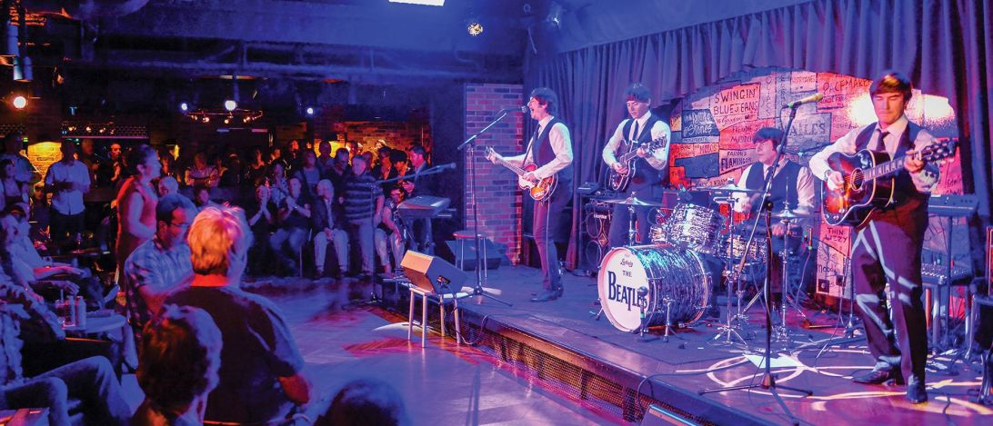 Norwegian Bliss-entertaiment-The Cavern Club
