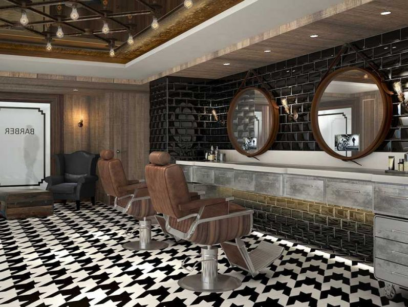 Norwegian Bliss-health-and-fitness-Barber Shop