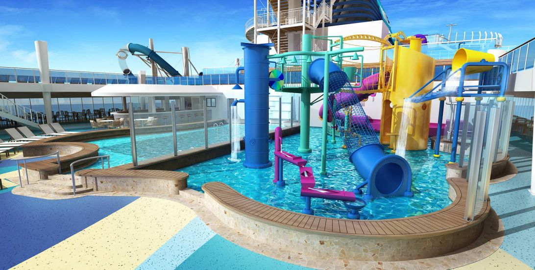 Norwegian Bliss-kidsandteens-Kids' Aqua Park