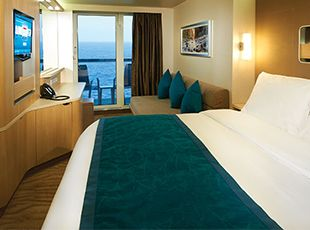 Norwegian Breakaway-stateroom-Spa Balcony