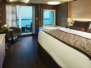 Norwegian Breakaway-stateroom-The Haven Spa Suite with Balcony
