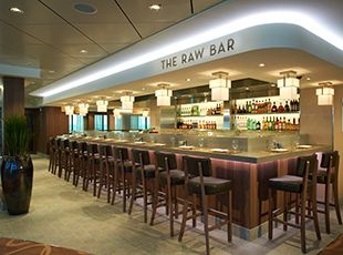 Norwegian Breakaway-dining-Raw Bar