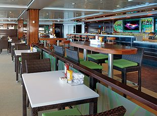 Norwegian Breakaway-dining-Uptown Bar & Grill