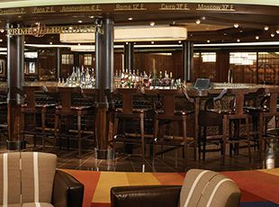Norwegian Breakaway-entertaiment-Prime Meridian Bar