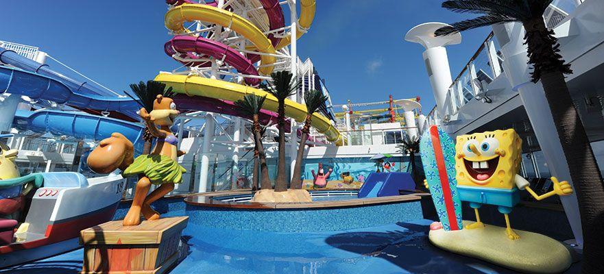 Norwegian Breakaway-kidsandteens-Kid's Aqua Park