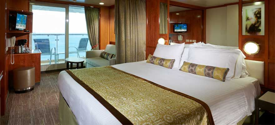 Norwegian Dawn-stateroom-Mini-Suite with Balcony