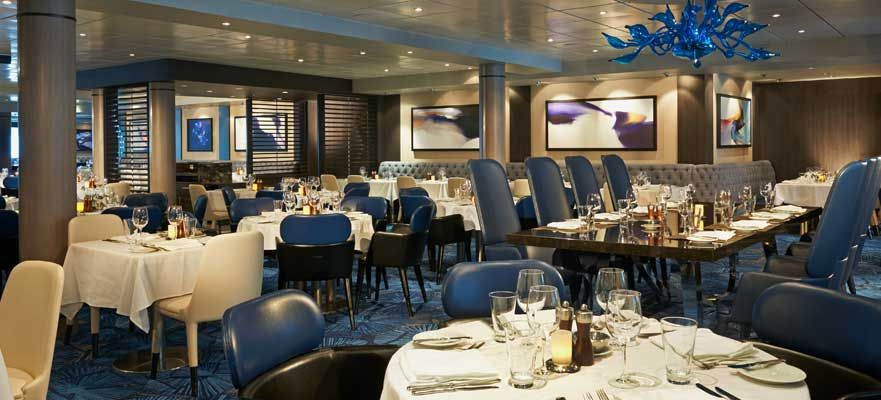 Norwegian Dawn-dining-Aqua Main Dining Room