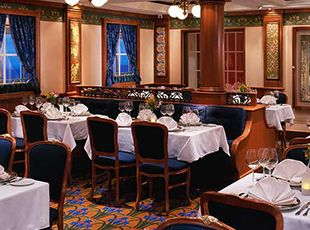Norwegian Dawn-dining-Le Bistro French Restaurant