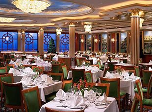 Norwegian Dawn-dining-Venetian Main Dining Room