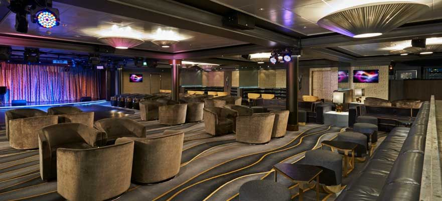 Norwegian Dawn-entertaiment-Bliss Ultra Lounge