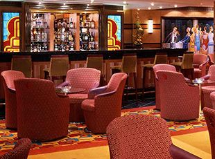 Norwegian Dawn-entertaiment-Gatsby's Champagne Bar