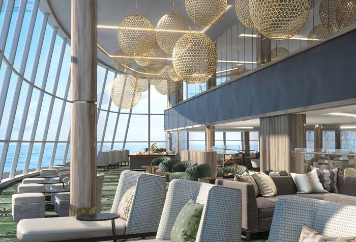 Norwegian Encore-entertaiment-Observation Lounge