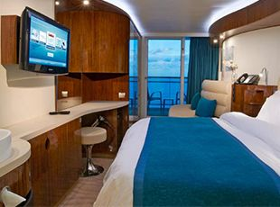 Norwegian Epic-stateroom-Large Balcony