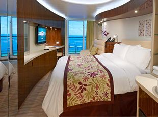 Norwegian Epic-stateroom-Spa Mini-Suite with Balcony