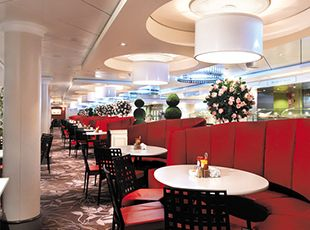 Norwegian Epic-dining-Garden Café