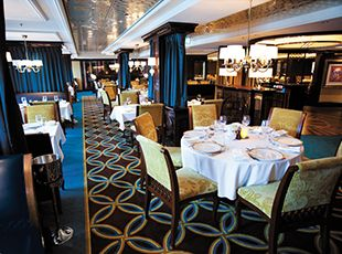 Norwegian Epic-dining-Le Bistro French Restaurant