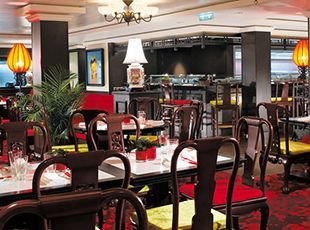 Norwegian Epic-dining-Shanghai's Chinese Restaurant