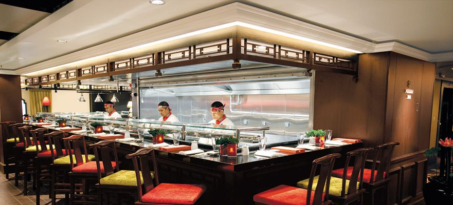 Norwegian Epic-dining-Shanghai's Noodle Bar