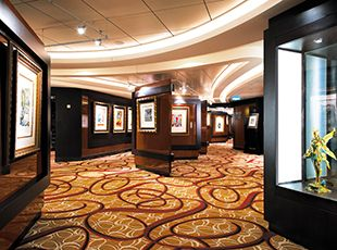 Norwegian Epic-enrichment-The Collection Art Gallery
