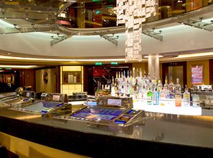 Norwegian Epic-entertainment-Cascades Bar