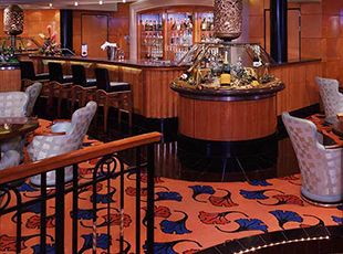 Norwegian Epic-entertainment-Garden Café Bar