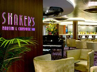 Norwegian Epic-entertainment-Shaker's Martini Bar