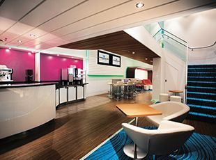 Norwegian Epic-entertainment-Studio Lounge