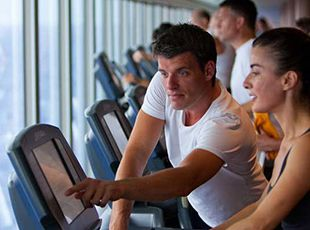 Norwegian Epic-health-and-fitness-Pulse Fitness Centre