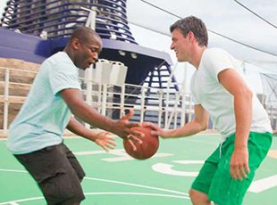 Norwegian Epic-health-and-fitness-Sports Complex