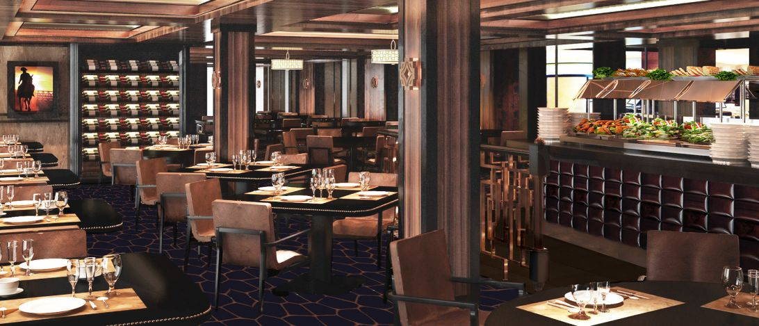 Norwegian Escape-dining-