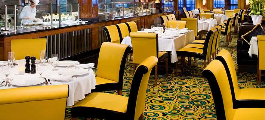 Norwegian Gem-dining-Cagney's Steakhouse