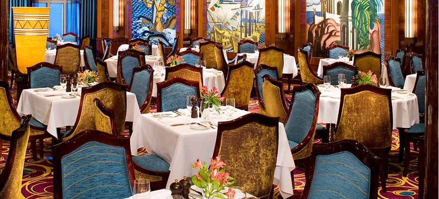 Norwegian Gem-dining-Grand Pacific Main Dining Room