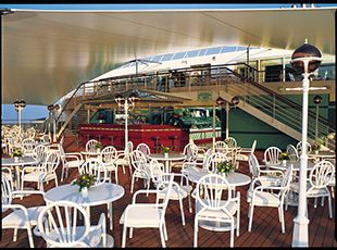 Norwegian Gem-dining-Great Outdoors