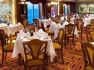 Norwegian Gem-dining-Le Bistro French Restaurant