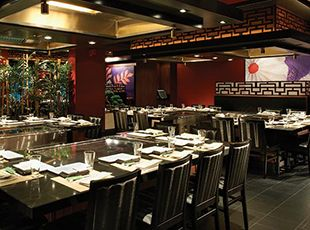 Norwegian Gem-dining-Teppanyaki