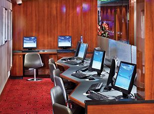 Norwegian Gem-entertaiment-Internet Café