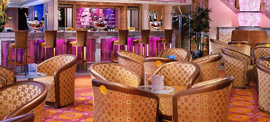 Norwegian Gem-entertaiment-Magnums Champagne & WIne bar