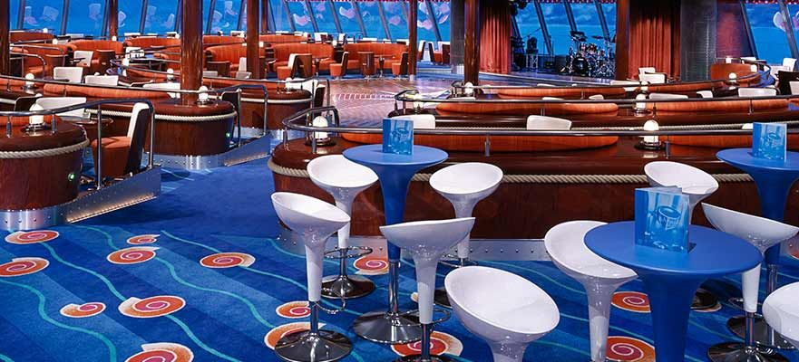 Norwegian Gem-entertaiment-Spinnaker Lounge