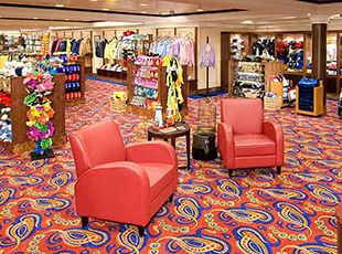Norwegian Gem-entertaiment-The Galleria Shops