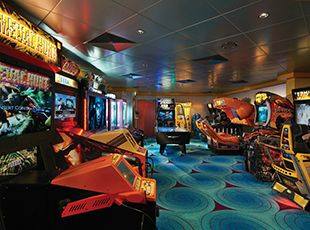 Norwegian Gem-entertaiment-Video Arcade