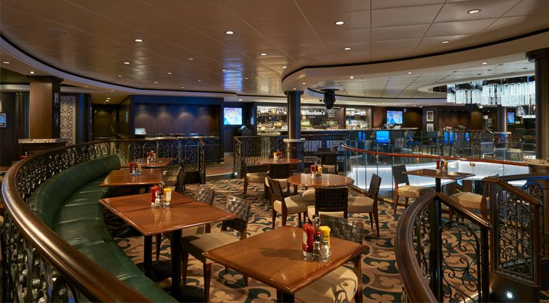 Norwegian Jade-dining-O'Sheehan's